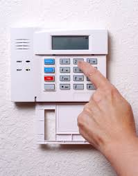 locksmith Liverpool alarm panel