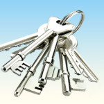 locksmith chesterfield keys on key ring