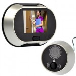 locksmith plymouth digital peephole