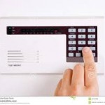 swift locksmith reading home alarm panel