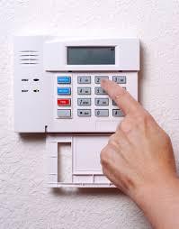 locksmith Southampton alarm panel