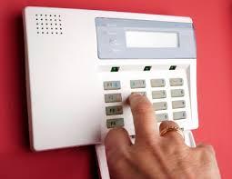 locksmiths Leeds alarm panel