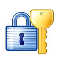 locksmith nottingham blue and gold key