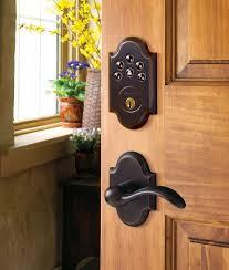 key-less home