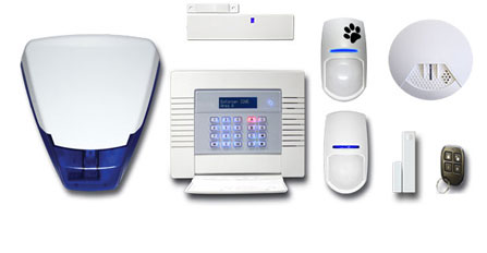 Image result for Intruder Alarm