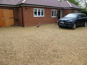 locksmith bristol graveled driveway