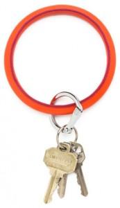 swift locksmith keys on red ring