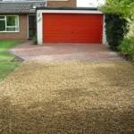 locksmith maidstone gravel on the drive