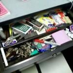 locksmith cambridge keys in drawer