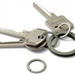 chelsea keys on key rings